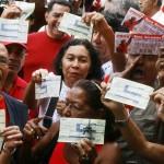 Un Día de Salario para el PSUV