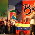 Diferentes colectivos revolucionarios de Bolívar ratificaron su compromiso con la revolución y el Comandante Chávez rumbo al bicentenario de la independencia.