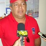 Armando Colmenares, comisionado regional de la ONA