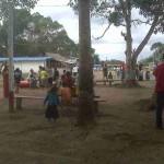 Actividad política en el Municipio Atabapo con el grupo Madera 02