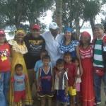 Actividad política en el Municipio Atabapo con el grupo Madera