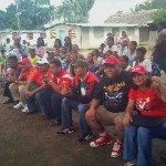 Asamblea en el Municipio Caño Mure