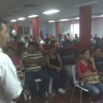 Asambleas de la JPSUV con las Patrullas UBB