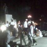 Concierto de la JPSUV con el grupo madera en  Atabapo