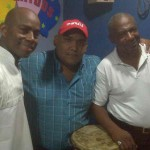 Programa de Radio de la JPSUV con el Grupo Madera
