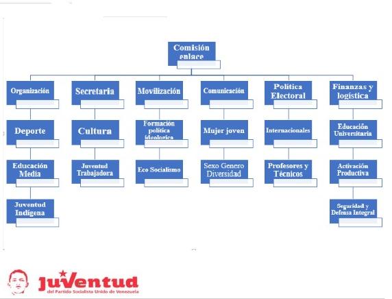 Nuestra Estructura Juventud Psuv