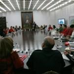 """""""No podemos quedarnos en la teoría, tenemos que irnos a la lucha práctica concreta, en el campo de batalla política"""", puntualizó el presidente Chávez / Foto: Cortesía Prensa Presidencial"""
