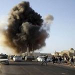Bombardeo-Libia