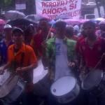 Jóvenes marcha 2