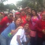 Jóvenes marcha 5