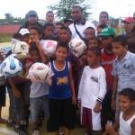 JPSUV Cojedes con niños