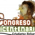 logo Congreso Bicentenario de Estudiantes Bolivarianos