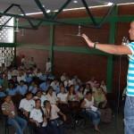 Estudiantes liceo & Hector Rodríguez