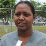 Whitney Rivas Monzon, Presidenta de la FCU de la UNERG
