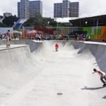 Parque Nuevas Generaciones Urbanas en Caricuao
