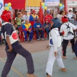 Barrio Adentro Deportivo en La Dolorita