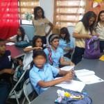 estudiantes cojedeños discuten IRJ