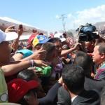 Prensa Presidencial / Feliciano Sequera