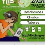 Festival software libre en Iut de  Yaracuy
