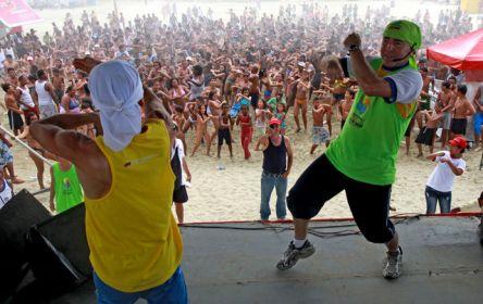 V Festival Deportivo, Recreativo y Playero