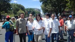 Freddy gutierrez concejal Chacao Titina azuaje alcalde chacao Miranda