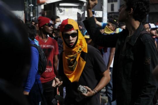 Actos-violentos-en-Caracas-10
