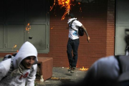 Actos-violentos-en-Caracas-11