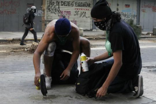 Actos-violentos-en-Caracas-13