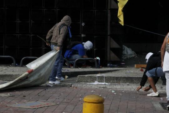 Actos-violentos-en-Caracas-17