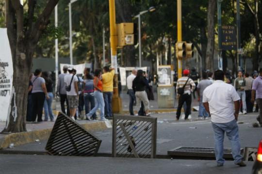 Actos-violentos-en-Caracas-2
