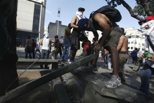 Actos-violentos-en-Caracas-20
