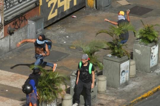 Actos-violentos-en-Caracas-26
