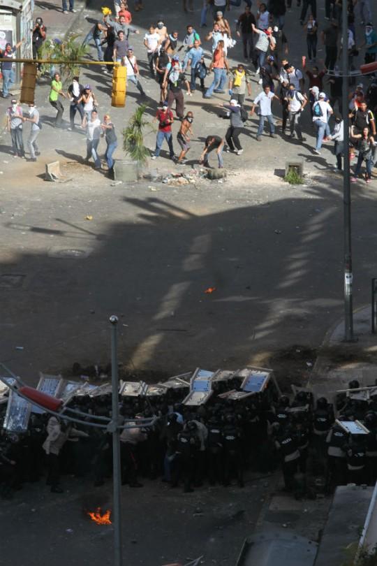 Actos-violentos-en-Caracas-27