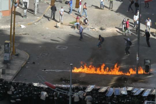 Actos-violentos-en-Caracas-28
