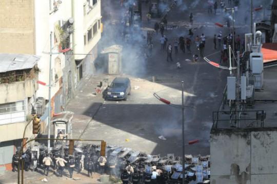 Actos-violentos-en-Caracas-29
