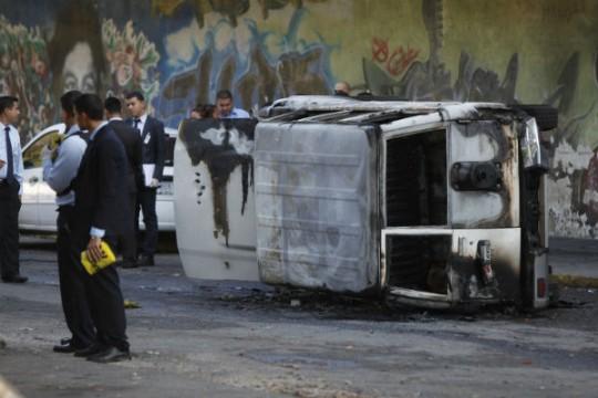 Actos-violentos-en-Caracas-5