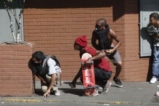 Actos-violentos-en-Caracas-7