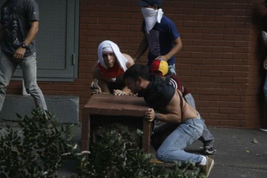 Actos-violentos-en-Caracas-9