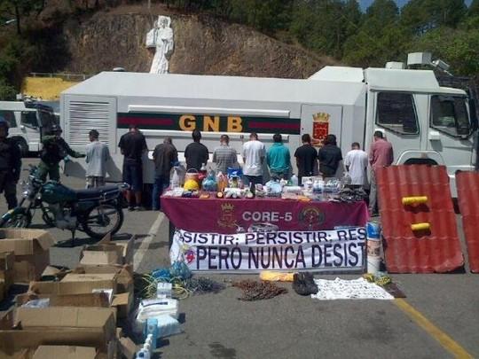 11-detenidos-en-altamira-guarimbas