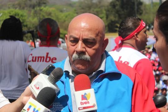 Diputado Darío Vivas, responsable nacional de movilización del PSUV
