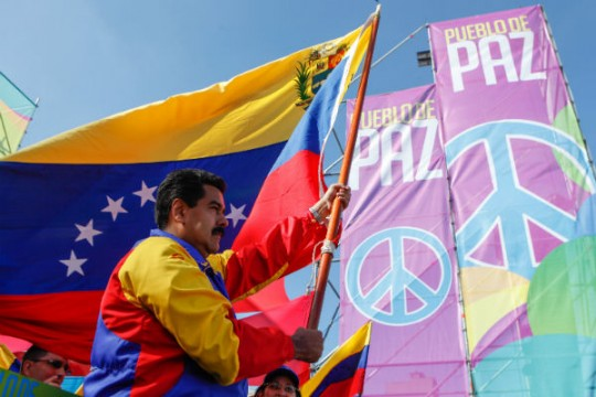 Maduro-paz