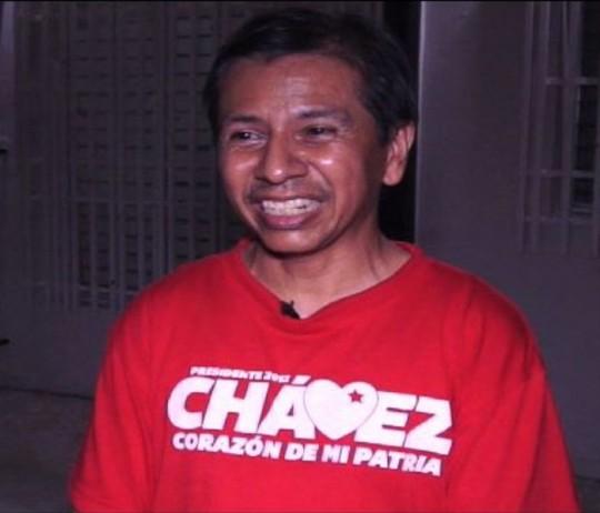 Marcos Chávez / Foto: Prensa PSUV