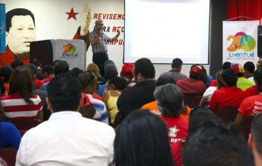 """Congreso """"Economía y Juventud"""" capitulo Carabobo"""