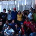 Coordinador de la JPSUV Lara @WillianGil realiza gira por los municipios.
