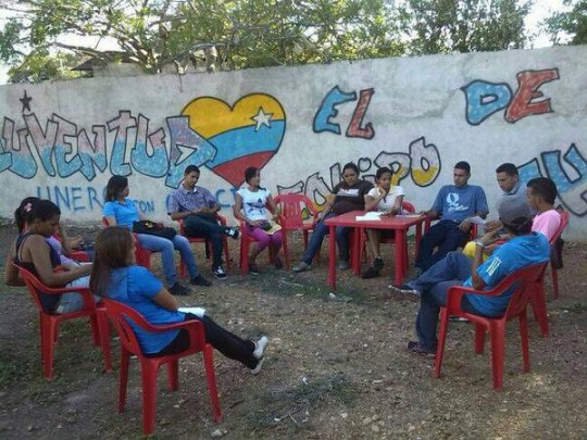 seguda reunion preparatoria al congreso del psuv capitulo juventud (1)