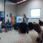 La @Jpsuv_Lara discutió la propuesta de Ley para el Trabajo Productivo de la Juventud