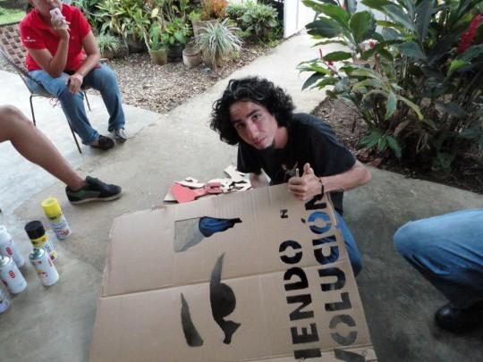 Foto 2.- Christian Jaimes impulso el trabajo en equipo y formador