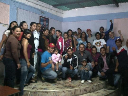 Elección de delegados en el Municipio Andres Eloy Blanco