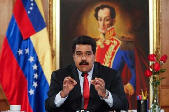 Maduro-Presidente