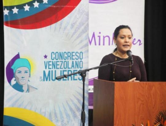 MinMujer - Noticias - 2015-02-25 20-53-20 - Madres del Barrio asumen papel protagónico frente al Congreso Venezolano de las Mujeres_1